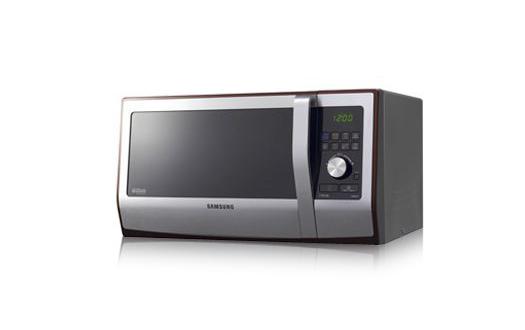 Samsung forno microonde con duo grill e cottura vapore 23 litri potenza 850 watt inox ge - Forno con microonde integrato ...