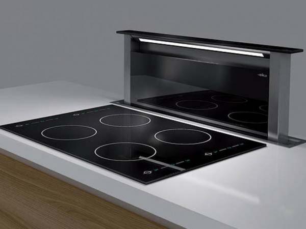 Elica cappa cucina incasso filtrante larghezza 90 cm - Cappa filtrante cucina ...