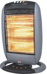 Dcg eltronic stufa elettrica alogena a basso consumo potenza max 1200 watt oscillante sa9223 - Stufetta elettrica a basso consumo ...