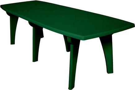 Tavolo da giardino in plastica areta lipari 2 arredo for Arredo giardino in plastica