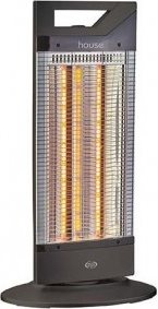 Argo stufa elettrica alogena a basso consumo potenza max 1200 watt con termostato house - Stufa elettrica a basso consumo ...