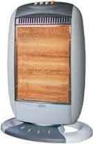 Argo stufa elettrica alogena a basso consumo potenza max 1200 watt oscillante caldofai 1200gr - Stufa alogena basso consumo ...
