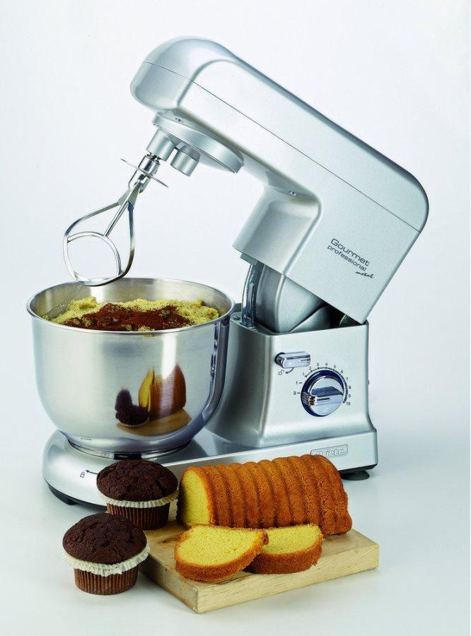 Ariete robot da cucina impastatrice compatta potenza 550 watt 10 velocit 1596 gourmet - Robot da cucina ariete ...