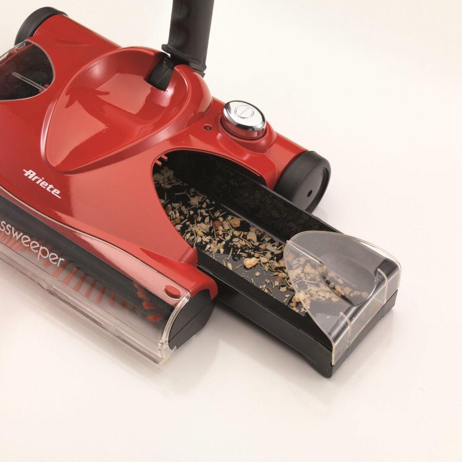 Scopa elettrica senza fili senza sacco ariete 7 2 v for Ricambi scopa elettrica vileda