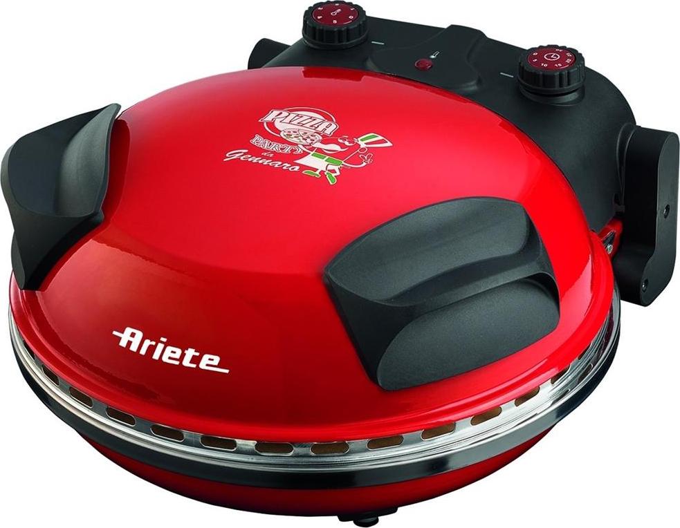 Fornetto forno elettrico ariete 1200 watt 905 pizza party da gennaro 72955 - Pietra per forno elettrico ...