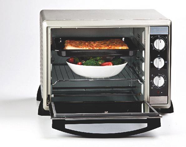Ariete forno fornetto elettrico ventilato capacit 30 for Ariete bon cuisine 250 metal