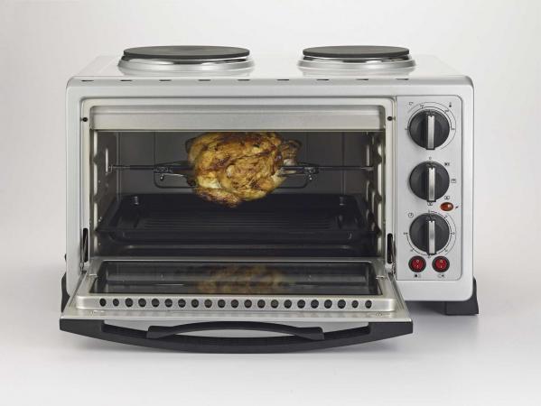 Ariete forno fornetto elettrico ventilato con grill for Ariete bon cuisine 250