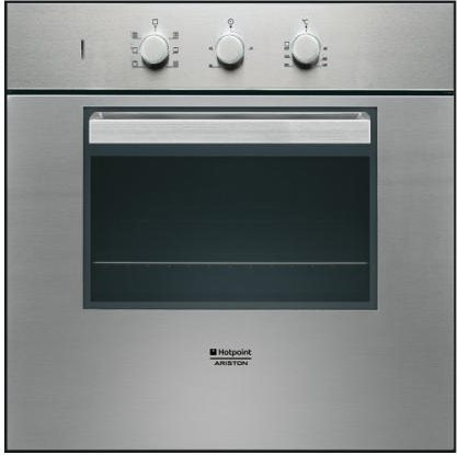 Forno ariston fy 610 ix ha forno da incasso elettrico for Forno ad incasso ariston