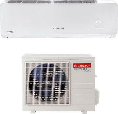 Condizionatore ariston 12000 btu inverter pompa di for Condizionatori d arredo