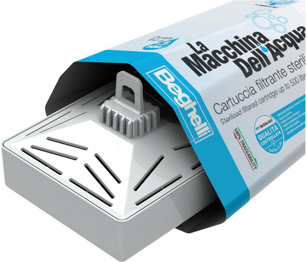 Macchina Dell Acqua : Beghelli filtro composito per macchina dell acqua mod