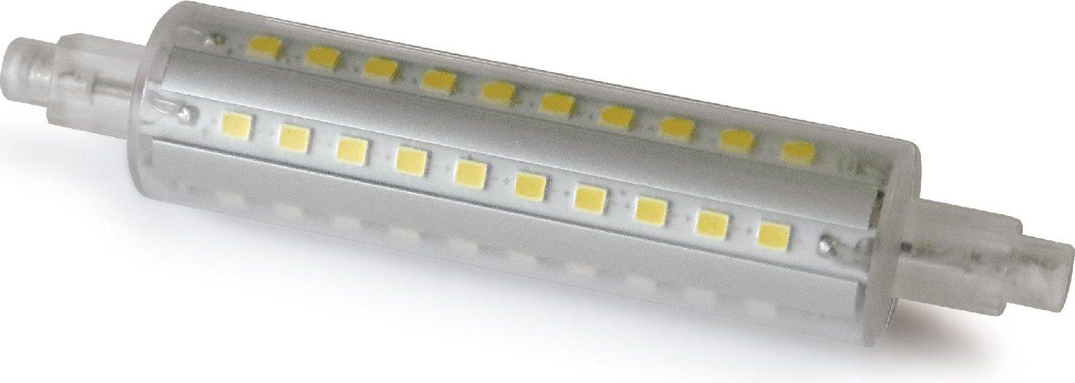 lampadina lineare : Beghelli Lampadina LED Lineare R7s 2700K 1200L 10 Watt Lunghezza 118mm ...