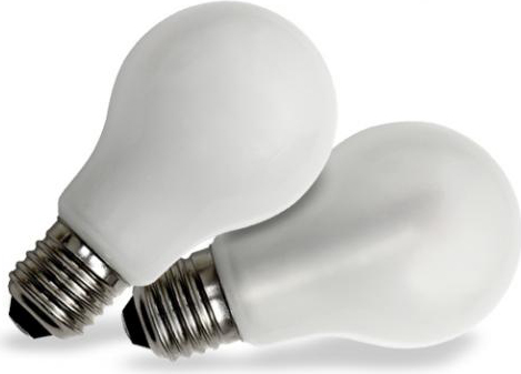 Beghelli lampadina led a basso consumo energetico goccia for Lampadine basso consumo led