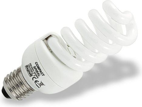 Miglior prezzo LAMPADA BASSO CONSUMO 25 W, E27, 1600 LM, 180 MA, 2700K, 10000 H, A, BIANCO