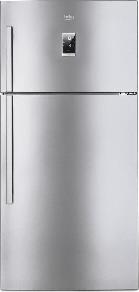 Frigorifero beko frigo doppia porta no frost dn162220x for Frigorifero beko no frost