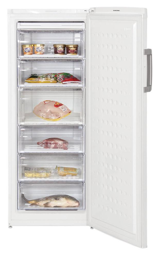 Congelatore verticale a cassetti beko fs225320 in offerta for Congelatore verticale a