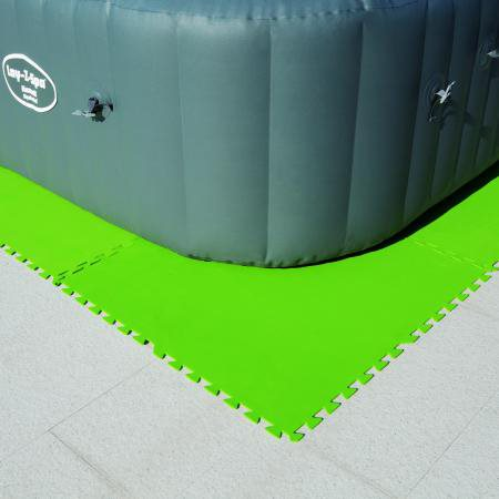 Bestway tappetino tappeto sottofondo piscina in - Tappeto sottopiscina ...