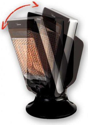 Bimar stufa elettrica a basso consumo ad infrarossi - Stufa elettrica ad infrarossi ...