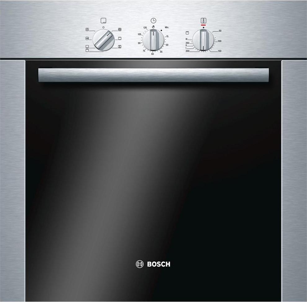 Forno bosch hba21b252j serie 4 forno da incasso - Forno elettrico ventilato da incasso ...