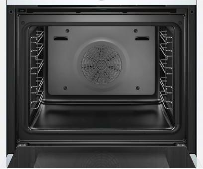 Forno bosch hbg633bw1j serie 8 forno da incasso - Forno elettrico ventilato da incasso ...