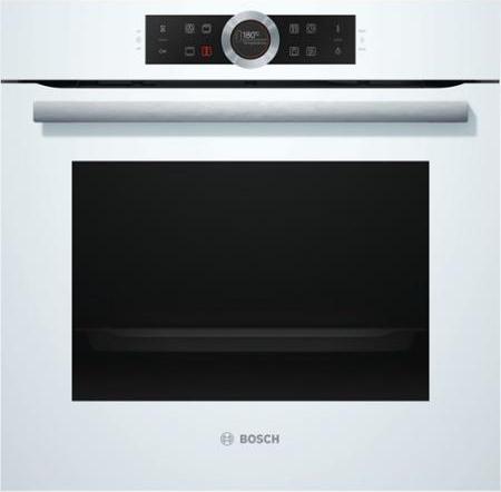 Forno bosch hbg635bw1j serie 8 forno da incasso elettrico ventilato con grill multifunzione - Forno da incasso bosch ...
