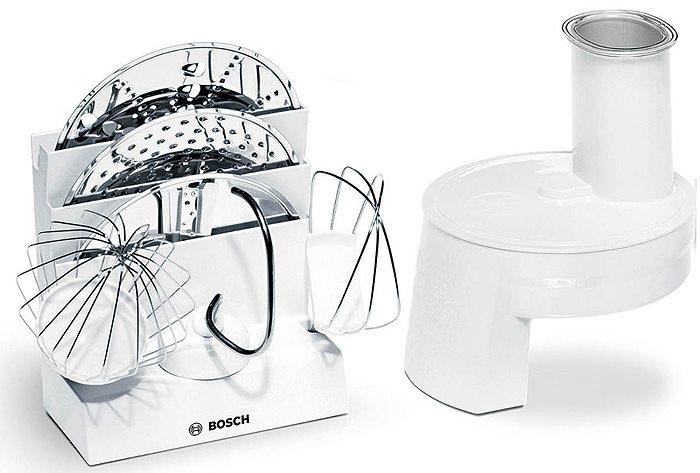 Bosch robot da cucina potenza 600 watt colore bianco rosso mum4825 34863 - Robot cucina bosch ...