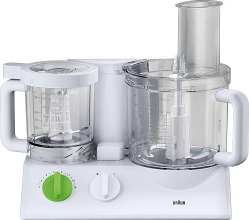 Braun robot da cucina capacit 2 litri potenza 800 watt - Braun robot da cucina ...