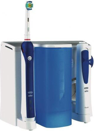 spazzolino elettrico braun professional care center 3000. Black Bedroom Furniture Sets. Home Design Ideas