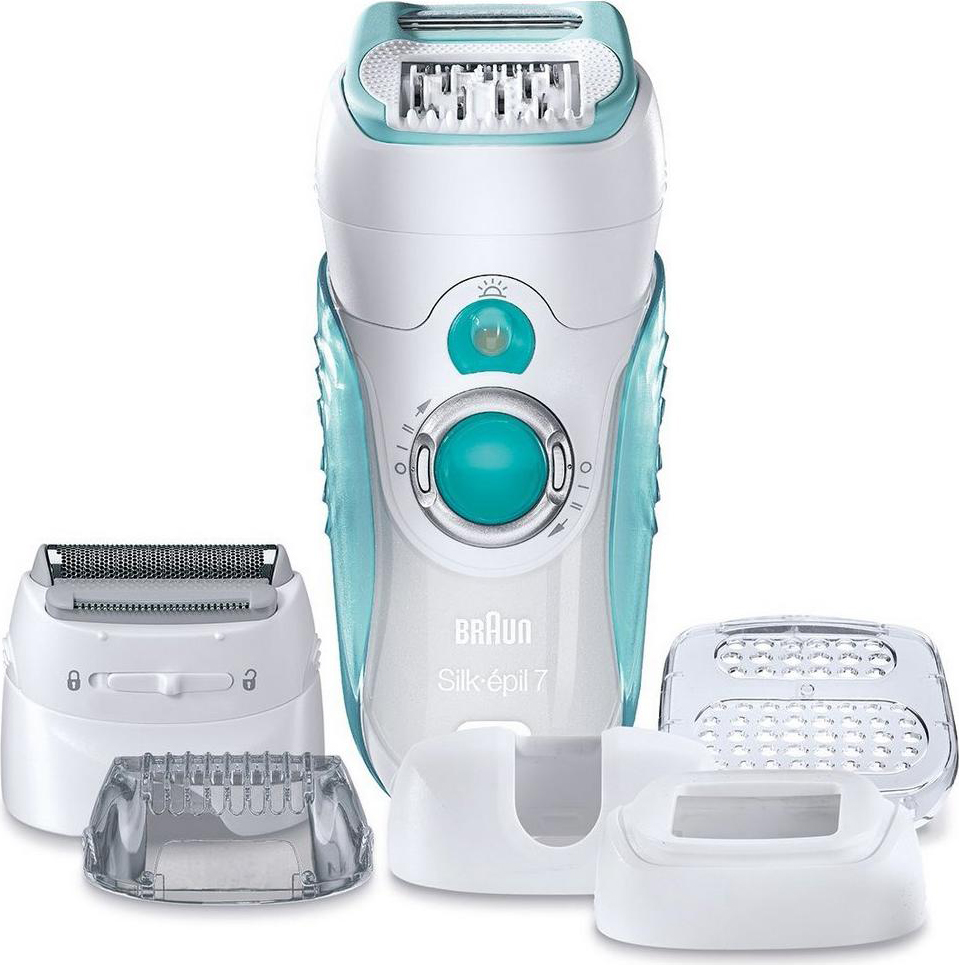 Silk-épil 7 Wet & Dry epilator for hair removal | Braun
