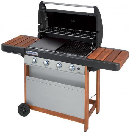 Barbecue in ghisa da esterno