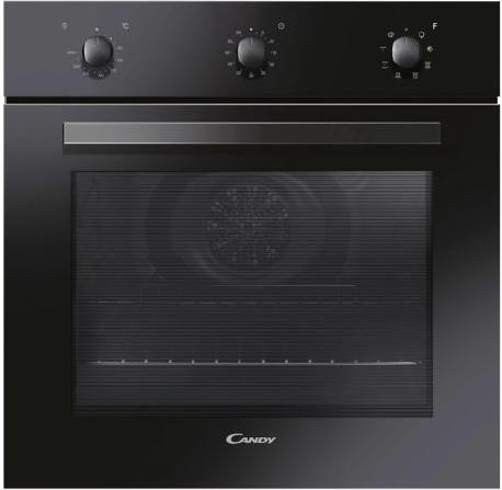 Forno candy fpe 602 6 n forno da incasso elettrico - Forno ventilato da incasso ...