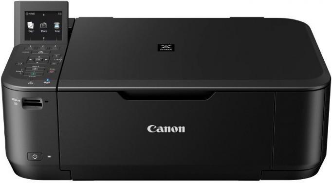 Canon stampante multifunzione inkjet a4 funzione for Ricambi stufe scan