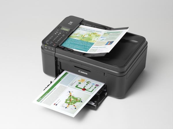 Canon stampante multifunzione inkjet a colori a4 stampa for Ricambi stufe scan