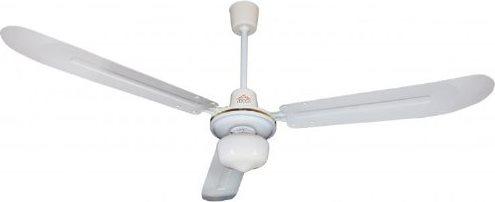 Dcg eltronic ventilatore da soffitto con luce 3 pale for Lampadario a pale brico