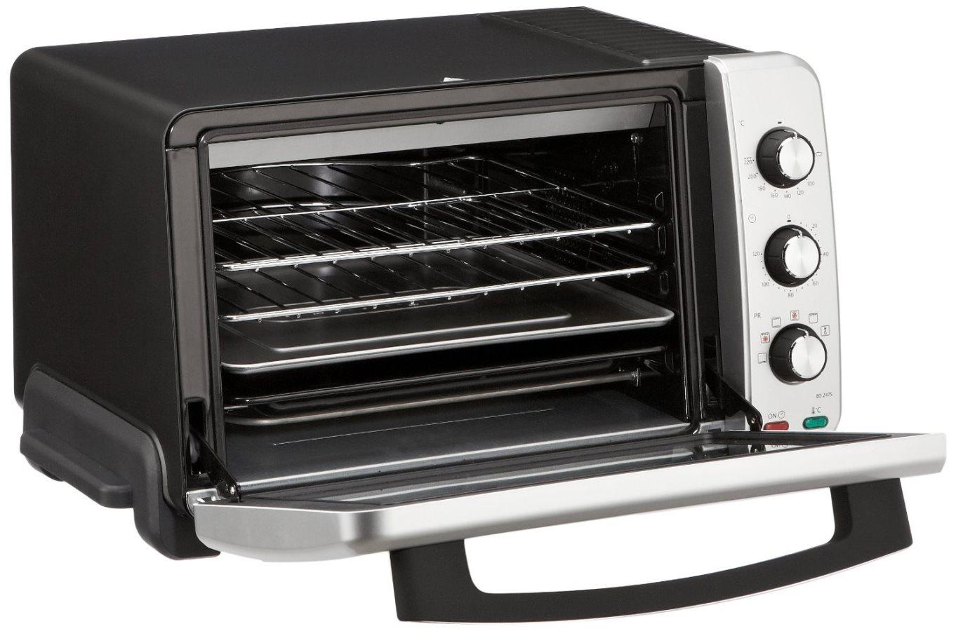 De longhi forno fornetto elettrico ventilato 24lt 1800w - Forno elettrico combinato ...