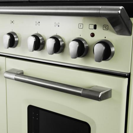De longhi cucina a gas 5 fuochi forno elettrico ventilato grill mem 965t ba ebay - Consumo gas cucina ...
