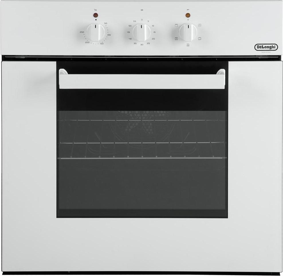 Forno de longhi nfmb 6 serie flat forno da incasso elettrico ventilato con grill multifunzione - Forno ventilato da incasso ...