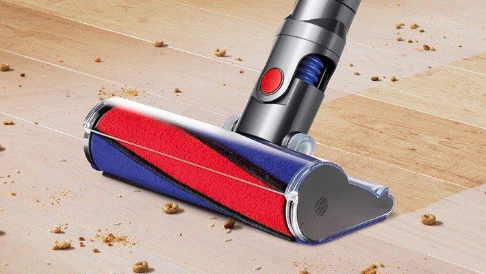 Dyson scopa elettrica senza fili ricaricabile cordless for Scopa elettrica cordless