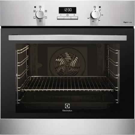 Electrolux rex forno da incasso a gas ventilato grill 69lt classe a 60cm f43gxe ebay - Forno incasso a gas ventilato ...