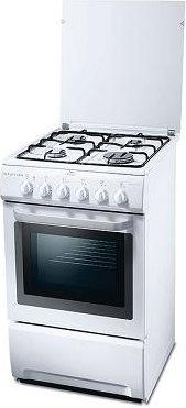 Electrolux Cucina A Gas 4 Fuochi Forno Elettrico Larghezza