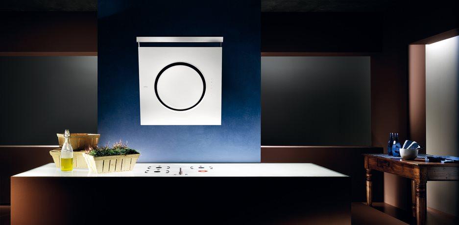 Elica Cappa Cucina Filtrante Parete 80 Cm Nera Om Touch Screen Bl F 61612979 1