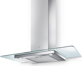 Cappa elica flat glass ix a 60 68516391 cappa cucina 60 cm aspirante a parete in offerta su - Cappa cucina 60 cm ...