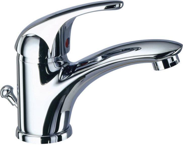 Sun ll rubinetto lavabo bagno in stile antico d ottone finitura a