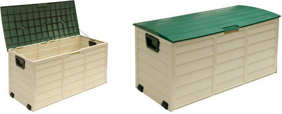Cassapanca da esterno brico design for Ikea panchina esterno