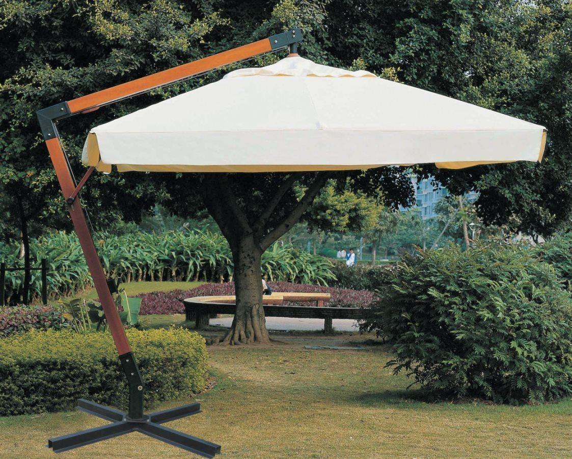 Ombrellone da giardino 3x4 in legno maxima arredo for Ombrellone da giardino emu prezzi