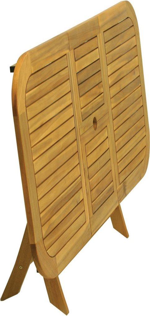 Tavoli da esterno in legno e ferro in offerta prezzoforte - Tavolo pieghevole da esterno ...