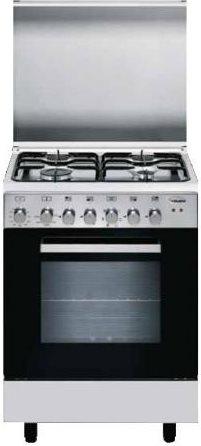 Glem gas cucina a gas 4 fuochi forno elettrico - Cucina a gas glem ...