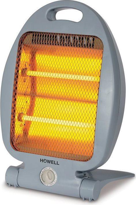 Howell stufa elettrica al quarzo potenza 1000 watt rsq125 88473 - Stufe elettriche al quarzo ...