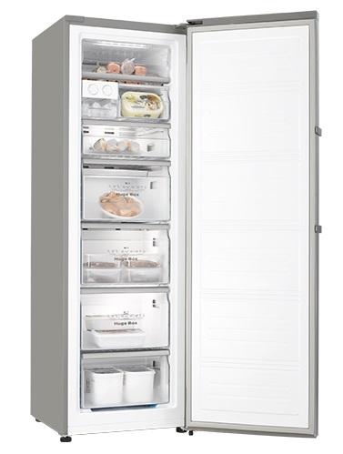 Hisense congelatore verticale a cassetti classe a lt260 for Congelatore verticale a
