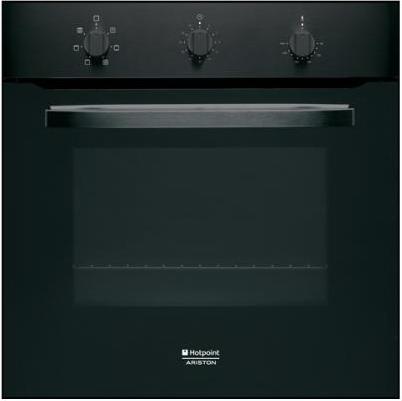 Forno ariston fh 51 bk ha serie newstyle forno da incasso elettrico ventilato con grill - Forno ventilato da incasso ...