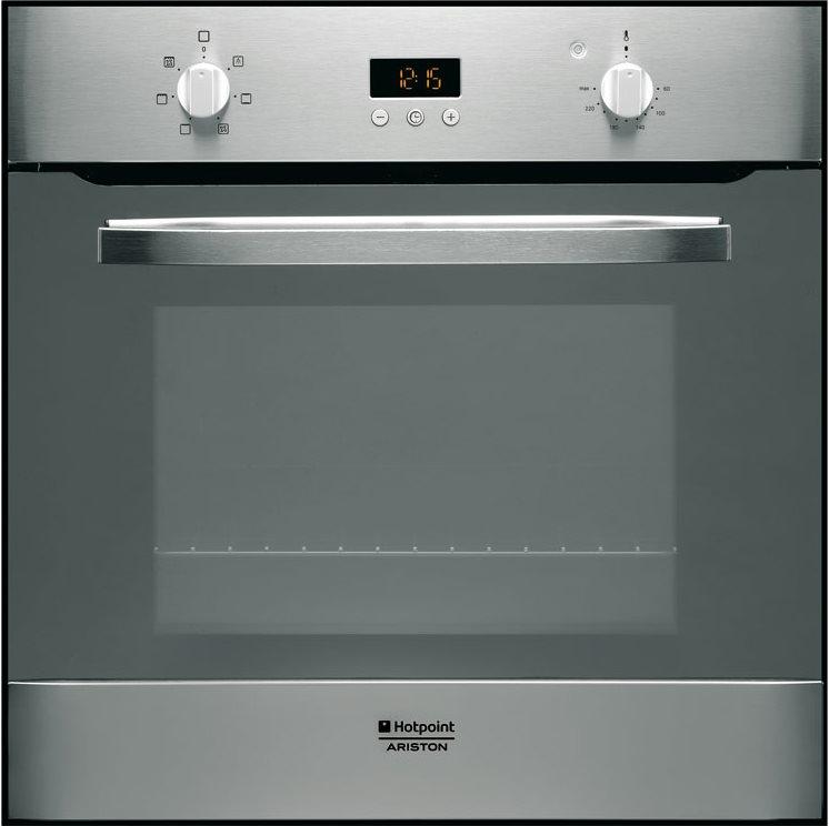 Forno ariston fh 53 ix ha serie newstyle forno da incasso elettrico ventilato con grill - Forno elettrico ventilato da incasso ...